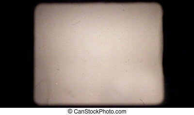 Film Dust and Scratches 4x3 - 30 seconds of dust, hair, and...