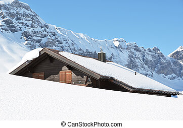Holiday cottage in Melchsee-Frutt, Switzerland