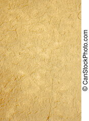 pressed old handmade rice paper , can use as background