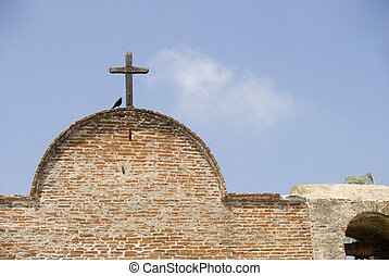 Mission - An old Spanish Mission