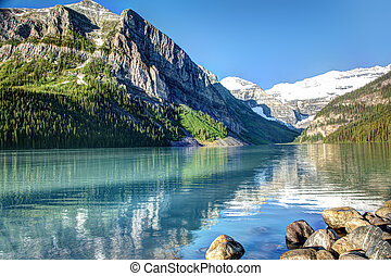 Lake Louise, Banff National Park - Lake Louise in Banff...