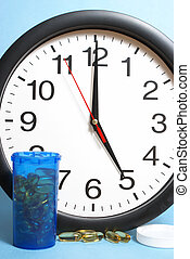 Daily Dose - Its time to take the daily dose.