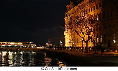 Haydarpasa Port & Station Building - Haydarpasa Port and...