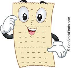 Cracker Mascot