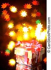 feriado, Presentes