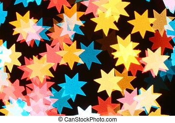 motion stars - speedy motion stars abstract background