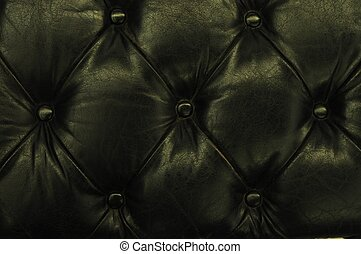 luxury texture of leather furniture Background