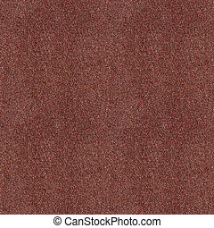 seamless texture of brown sandpaper