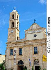 Main church in Chania, Crete