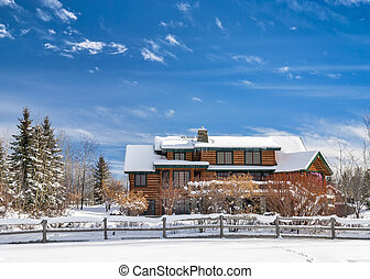 Winter Home in McCall Idaho - Mountain home in the moutnains...