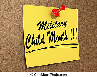 Military Child Month