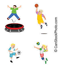Kid Sport Collection