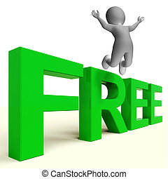 Free Letters Shows Freebie Gratis and Promotion - Free...