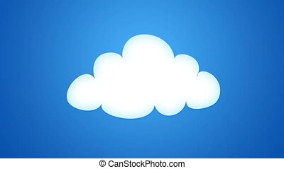 Your Cloud Account - A personal computer displaying Cloud...