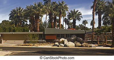 Suburban Palm Springs House - This is an excellent example...
