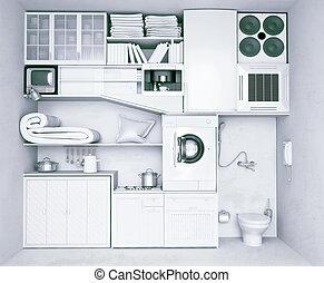 home set