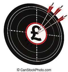 Pound Target Shows UK Money Investment