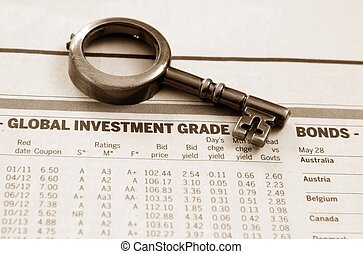 Global investment stock report