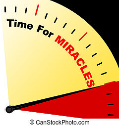 Time For Miracles Message Meaning Faith In God - Time For...