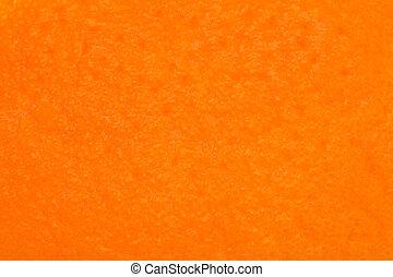 Orange rind. Background