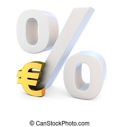 Exchange rate of euro
