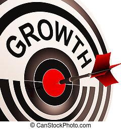 croissance, Spectacles, maturité, croissance, et,...