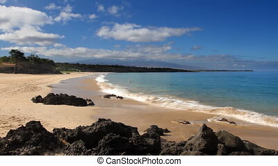 Hawaiian Beach Time Lapse