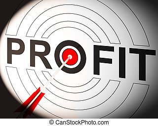 Profit Shows Lucrative Investment In Trading Market - Profit...