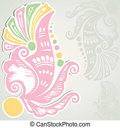 creative design stock vector