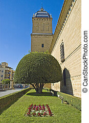 Hospital de Santiago, Ubeda - The Hospital de Santiago...