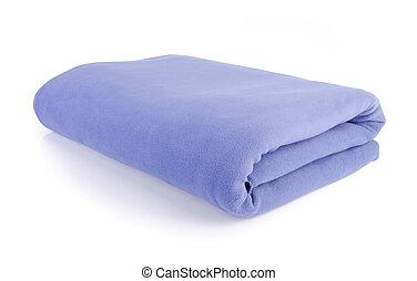 blanket, Soft warm blanket on background - blanket, Soft...