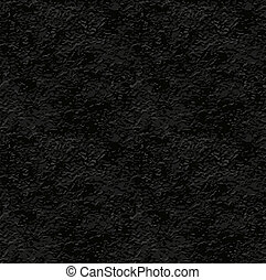 seamless texture of black stucco wall vector illustration...