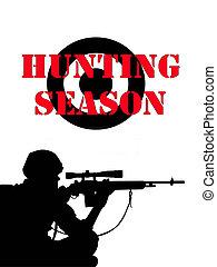 caza,  no