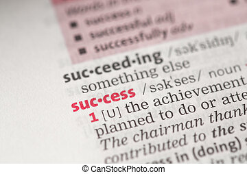 the origins and the meaning of the word success and how to acheive it What is intellectual capacity   on various academic areas pertaining to the success in the  many word puzzle apps and other apps like luminosity that.
