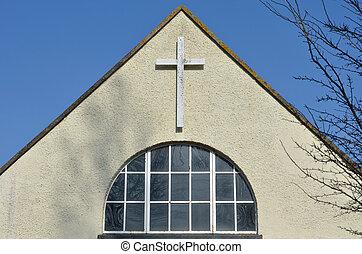 Plain Church front
