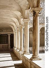 Architecture in Zadar