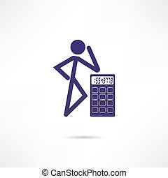 Accountant icon