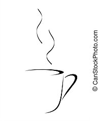 Coffee, Abstract