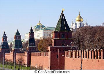 Palace and Kremlin