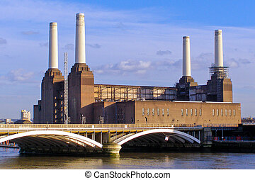 London Battersea powerstation - Picture of London Battersea...