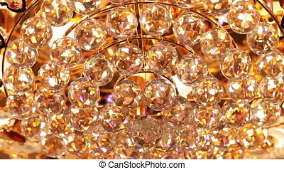 Ceiling lamp - Beautiful spinning ceiling lamp