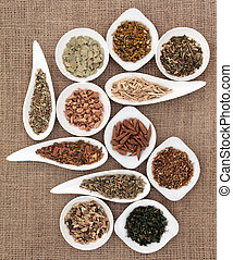 Medicinal and Magical Herbs - Medicinal herb selection also...
