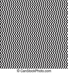 Maze pattern