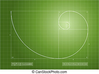 Fibonacci Sequence - Golden Spiral - The Fibonacci Sequence...