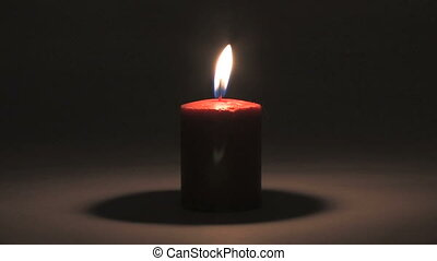 Candle in the Dark 1