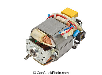 Elettrico, motore