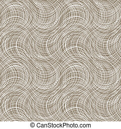 Canvas vector texture pattern - Canvas vector texture wave...