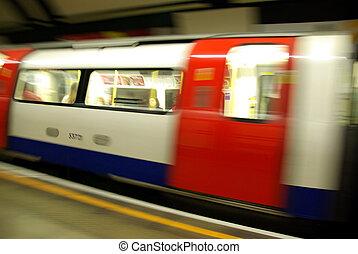 Underground coach