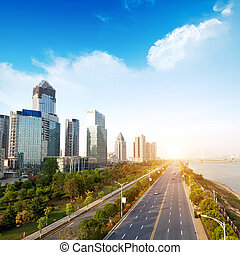 Urban Landscape (Nanchang, China) - China Nanchang, the...