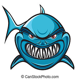 Shark - Angry shark